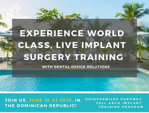 Experience World Class Training with Dental Office Solutions